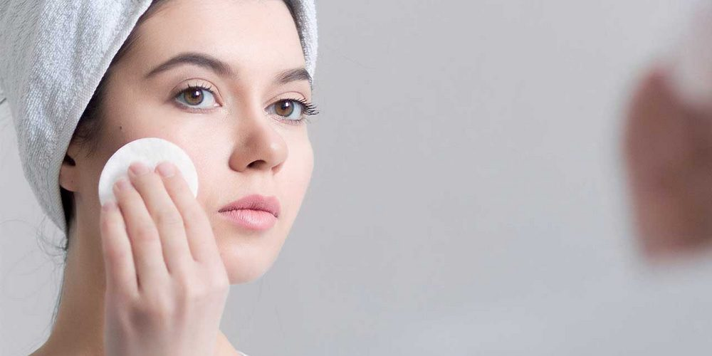 What is non-obsessive skin care?